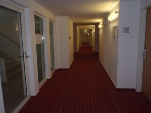 Neuanstrich Airporthotel