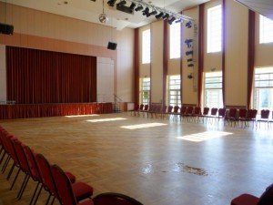 Neugestaltung Kurhaussaal Warnemünde